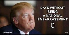 trump is a lunatic & his pathetic speech last night was his implosion heard around the world!!