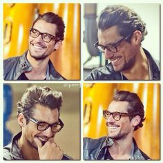 TBT!  - David Gandy during a visit to the Johnnie Walker Cardhu distillery and Drummuir Castle by Chris