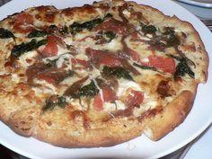 Flatbread pizza (Ohio)