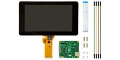 This Is the First Official Raspberry Pi Touchscreen, Yours For $60