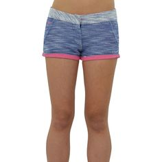 Southern Marsh Back Bay Knit Taylor Short in Royal Blue