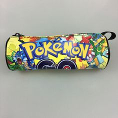 Pocket Monster Purse Leather Pen Pencil Bags Anime Cartoon Pokemon Pikachu Johnny Turtle Wallets carteira feminina Coin Wallet