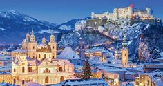 GRAND CHRISTMAS & NEW YEAR. . .If you're looking to celebrate the holidays and welcome the New Year in incredible style, this special holiday and New Year's cruise is for you. You'll sail through Germany, Austria, and Hungary along the shimmering Danube and past incredible sights on this unique itinerary. Explore charming Old World villages and Gothic cathedrals as you relax onboard a luxurious ship.
