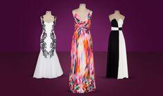 Modelagem de vestidos de festa 2: grandes estilistas