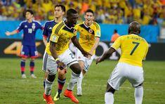 Japão x Colômbia - Copa do Mundo 2014 | globoesporte.com
