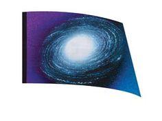 Digital Print Flag #080 Color Guard Flag