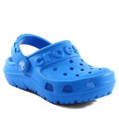 839A CROCS HILO CLOG BLEU www.ouistiti.shoes le spécialiste internet  #chaussures #bébé, #enfant, #fille, #garcon, #junior et #femme collection printemps été 2016