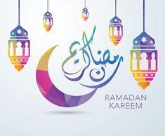 نتيجة بحث الصور عن كلمة رمضان كريم Ramadan Cards, Ramadan Greetings, Eid Cards, Cute Wallpaper Backgrounds, Wallpaper Pictures, Cute Wallpapers, Ramadan Poster, Religion, Islam For Kids