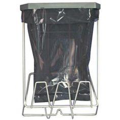 16 euros  EIMO Poubelle de paroi. Poubelle de 6 L à fixer sur paroi, idéal par exemple derrière une porte de cuisine ou de salle de bain du bateau, camping-car ou fourgon. D'une contenance de 6 L, elle se fixe à une paroi ou une porte de placard par exemple. Son armature est métallique la rend robuste. Doté d'un couvercle plastique limitant la propagation des mauvaises odeurs. - Dimensions : L 23 x H 33 x E 21 cm Rangement Caravaning, Camping Car, Baby Strollers, Kitchen Appliances, Propagation, Dimensions, Cleaning, Waste Container, Plastic