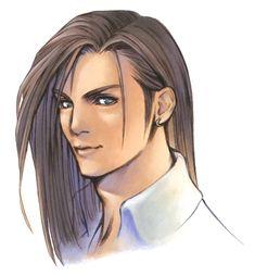 Final Fantasy VIII - Laguna