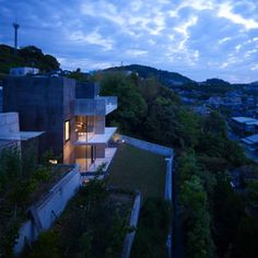 House in Fukuyama by Suppose Design Office - Dezeen