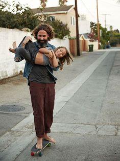 Parentela: Sueño de California.  fotografía de We Are The Rhoads.