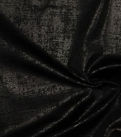 Performance Fabric-Performance Fabric-Coated Surge Foil Design Black