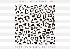 Free Leopard Pattern SVG, PNG, EPS & DXF by Caluya Design. Compatible with Cameo Silhouette, Cricut and other major cutting machines! Perfect for your DIY projects, Giveaway and personalized gift. Perfect for Planner customization! Cricut Svg Files Free, Cricut Cuttlebug, Monogram Decal, Cricut Tutorials, Tumbler Designs, Silhouette Cameo Projects, Leopard Pattern, Svg Cuts, Cricut Design