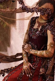 fabulous Bridal Mehndi Design