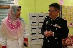 Ketua Wanita PKR Zuraida Kamaruddin dihalang memasuki Sarawak  KUCHING: Ketua Wanita Parti Keadilan Rakyat (PKR), Zuraida Kamaruddin dihalang daripada memasuki...