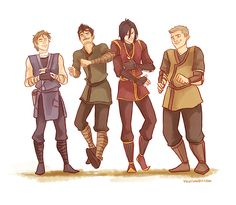 Sirius Black james potter remus lupin marauders peter pettigrew the last airbender Potter