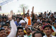 India Calls Election as Modi Rise Threatens Congress Rule.