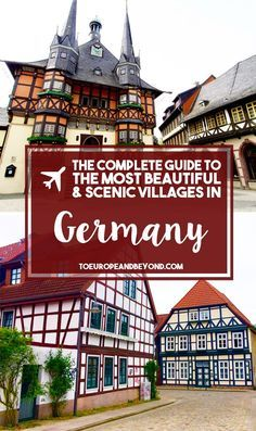 The Complete Guide To The Scenic German Framework Road