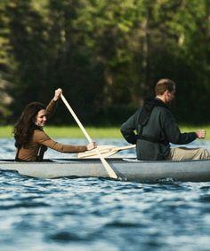 Love canoeing