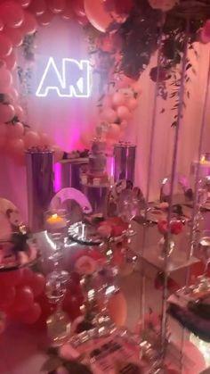 18th Birthday Party Themes, Birthday Room Decorations, Birthday Goals, Birthday Party For Teens, 14th Birthday, Birthday Ideas, Party Themes For Teenagers, Sweet 16 Party Decorations, Birthday Girl Pictures
