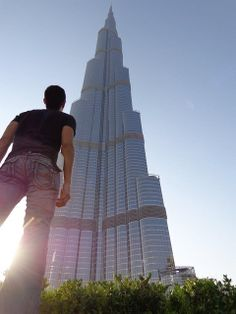 API student at Burj Khalifa | Flickr - Photo Sharing!
