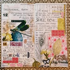 Week 50. Traveler's notebook