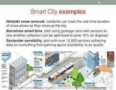 TO BE CLIMATE-RESILIENT, SMART CITIES WILL REQUIRE NEW WAYS OF VISUALIZING, UNDERSTANDING AND INTEGRATING DATA AND THE IoT. Smart Cities must rely on collaboration between private, public entities and individuals in sharing data by use of smart phones and smart sensors.