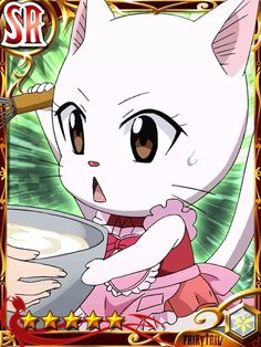 Fairy Tail Brave Guild - Carla