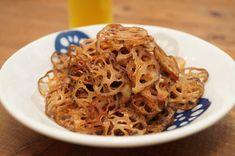 『電子レンジでれんこんチップス』の作り方!揚げないのにパリパリです♩ - macaroni