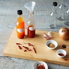 Homemade food gifts: DIY hot sauce kit at Provisions by Food 52