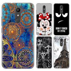 Disney Cartoon Pattern Soft Silicone Tpu Bumper For Wiko Smartphone Case Cover