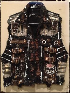 Chad Cherry vests from Chad Cherry Clothing.