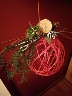 ozdoba świąteczna autorstwa Anna Borowczyk