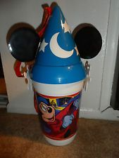 Disney Mickey Mouse Sorcerer's Hat Popcorn Bucket came with pin & key chain