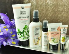 Nourish Organic Skincare Review From Painted Ladies.
