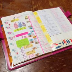 11007863 447956905353320 1537235569 n Planner Decorating, Family Organizer, Journal Notebook, Filofax, 2 Colours, Daily Planners, Bullet Journal, Homemade, Bujo
