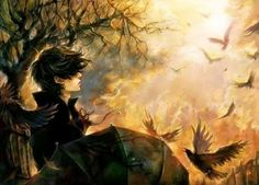 Nico di Angelo.. such a beautiful picture.