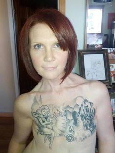 Amanda redman naked