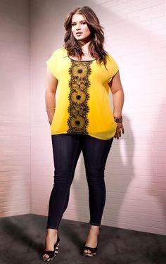 Plus size fashion....torrid.com