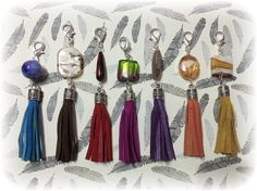 Keychain charms bag