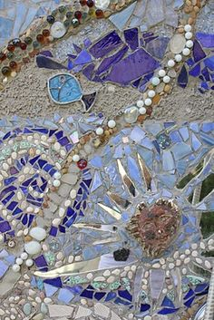 Mosaic a wall (or two)