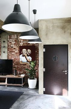 Your Guide to Industrial Style | Home & Decor Singapore