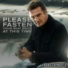 """""""Non Stop"""" in theaters February 28,"""