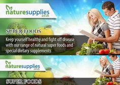 Super Foods supplements of high antioxidant properties