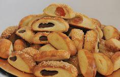 LEBANESE RECIPES: Semolina Ma'amoul : stuffed cookies with dates and...