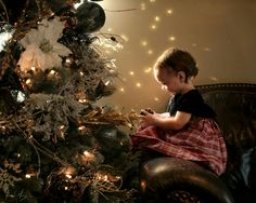 Decorating the Tree   by Adrian C. Murray