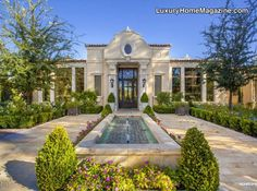 This Italianate Villa is a true work of art and was built by Paradise Valley's most prestigious builders, MRA Custom Homes.