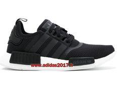 various colors a77da d70dc Adidas NMD R1 - Chaussure de Running Pas Cher Pour HommeFemme Noir Blanc  S79165
