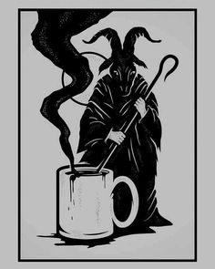 Good morning!  We're going to be announcing the Halloween competition this week. Are you ready?   #Halloween #Monday #morning #coffee #ihatemondays #coffeetime #coffeelover #baphomet #magic #pentagram #pentacle #competition #jewellery #jewelry #necklace #freebie #freestuff #win #sharetowin #autumn #fashion #style #gothic #alternative